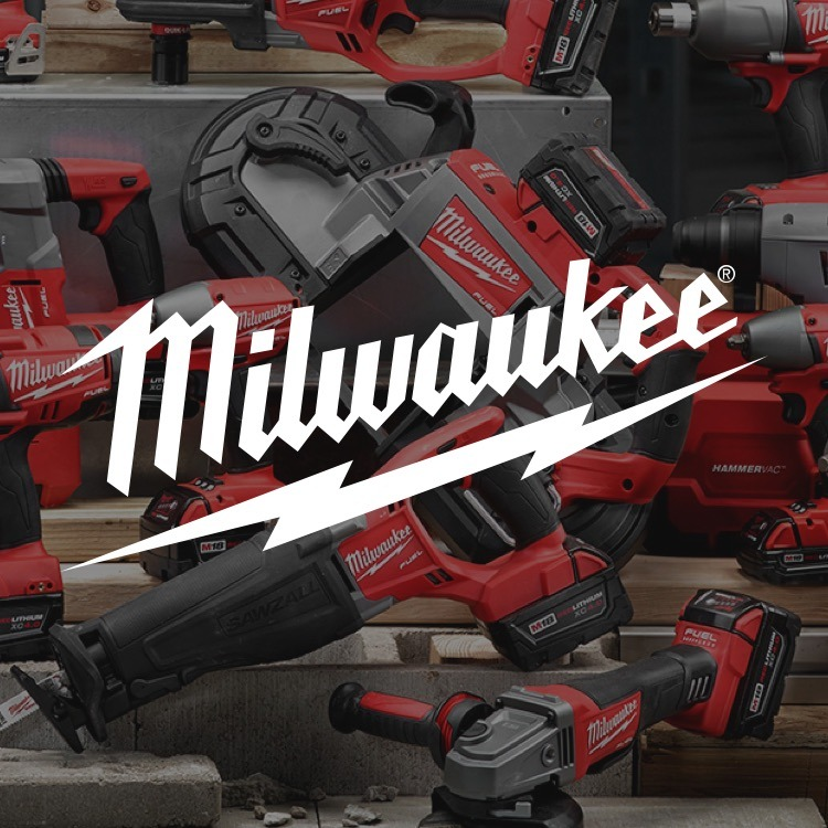 More about Milwaukee power tools at Lumber Mart