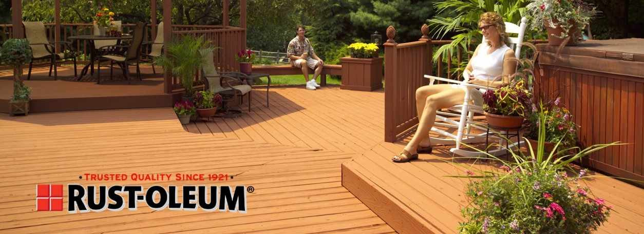 More about Rust-Oleum at Lumber Mart
