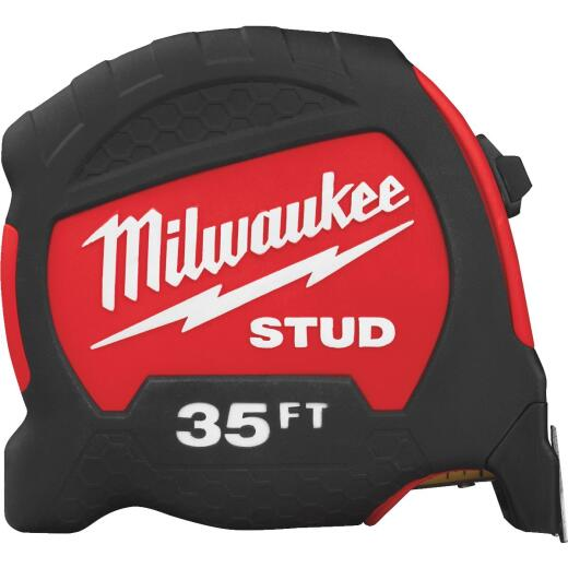 Milwaukee 35 Ft. Gen II STUD Tape Measure