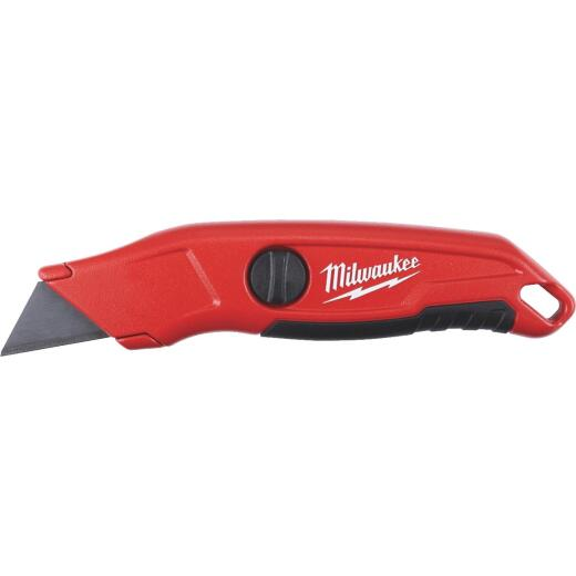 Milwaukee Fixed Blade Utility Knife w/Storage