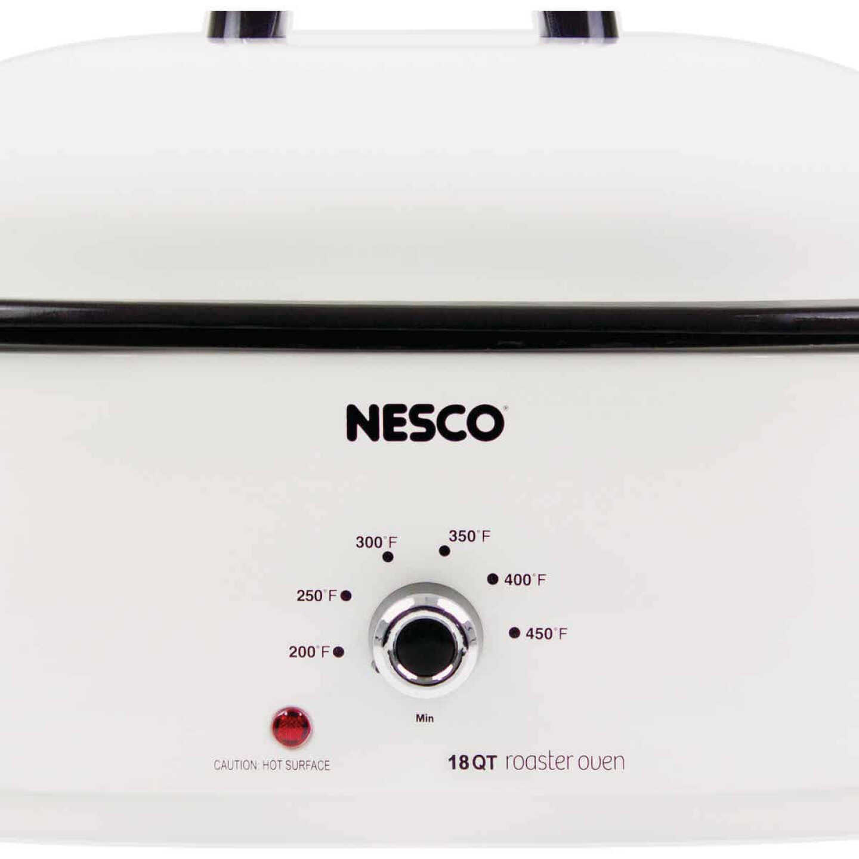 Nesco 18 Qt. Ivory Electric Roaster Image 2